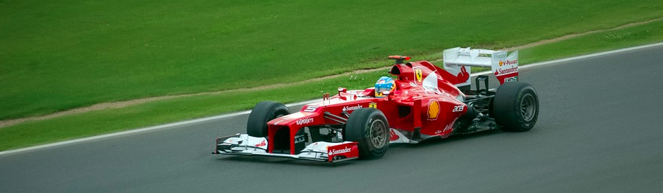 Formule 1 Europa reizen