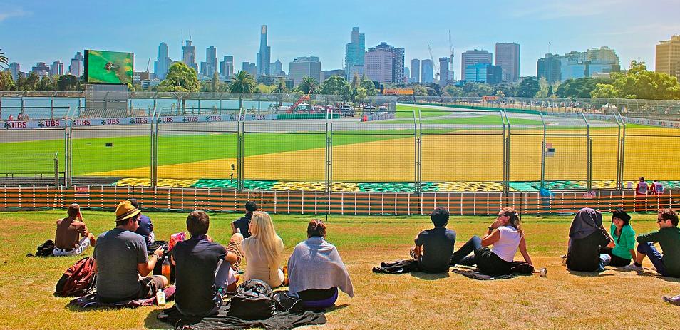 Formule 1 GP Australië