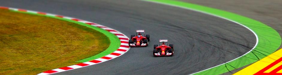 Formule 1 in monza italië
